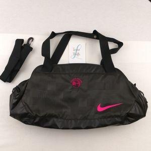 Nike pebble beach athletes bag.